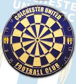 CUFC Dartboard