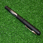 Black grip pen
