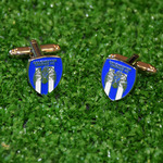 Cufflinks - Colour Crest