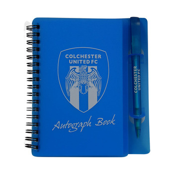 Autograph Book and Pen Set