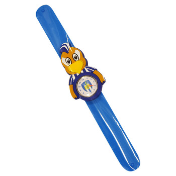 Child Rubber Eddie Snap Watch