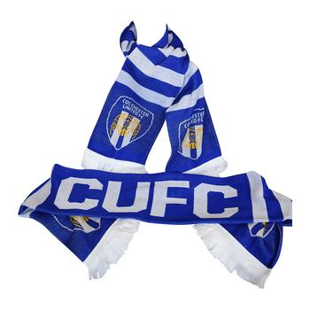 CUFC Jacquard Scarf
