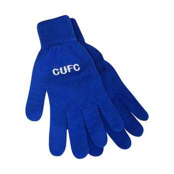 CUFC Gloves - MED