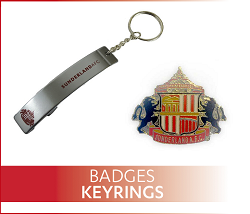 Badges and Keyrings