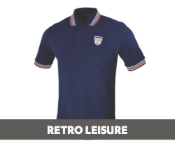 Retro Leisurewear