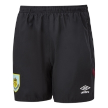 JNR TRAINING SHORT BLACK