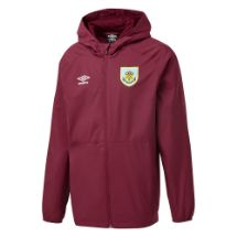 JUNIOR SHOWER JACKET CLARET