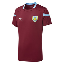 JUNIOR TRAINING JERSEY CLARET