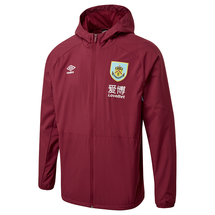 ADULT SHOWER JACKET CLARET