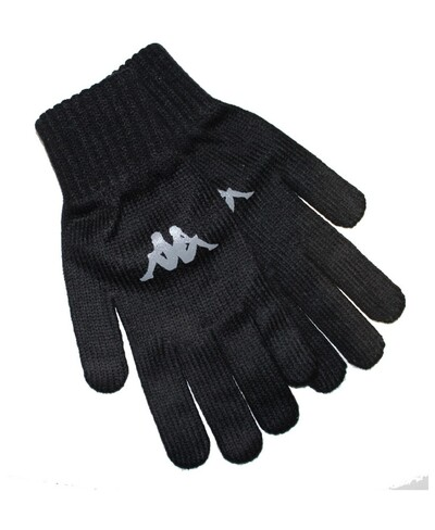 KAPPA BLACK GLOVES