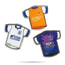 Luton Town Three Kit Pin Badge