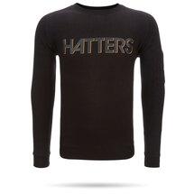 Luton Town Boater Black Hatters Sweatshirt