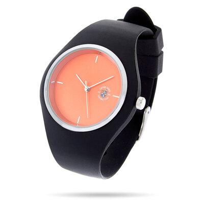 Luton Town Black PVC Watch