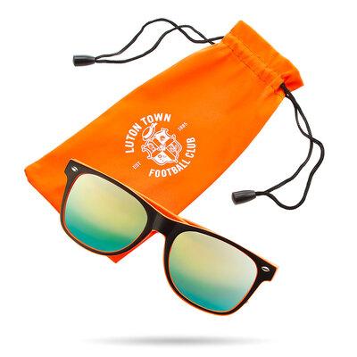 Luton Town Black Sunglasses
