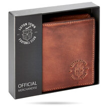 Luton Town Exit Leather Wallet