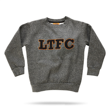 19/20 GREY BOOTES Luton Town Grey LTFC Bootes Sweater