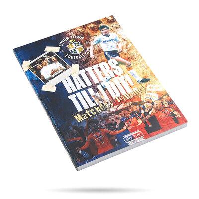 Luton Town Junior Matchday Journal