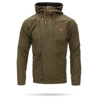 Luton Town KC Green Sherpa Jacket