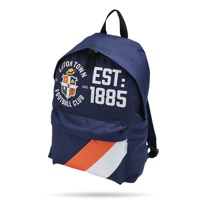 Luton Town Navy Backpack
