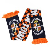 Luton Town Navy Square Jaq Scarf