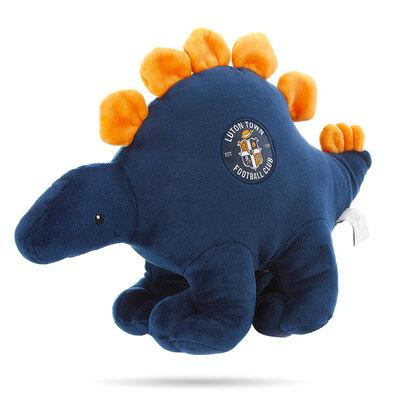 Luton Town Navy Stegosaurus Plush