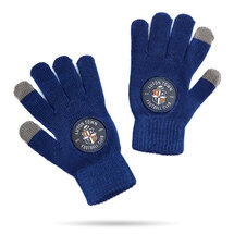 Luton Town Navy Touch Screen Gloves