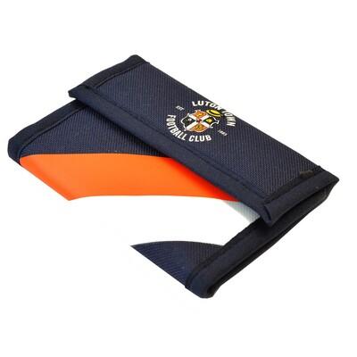 Luton Town Navy Velcro Wallet