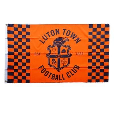 Luton Town Orange Mega Flag