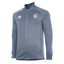 20/21 Luton Town Umbro Grey Premier Presentation Jacket Adul