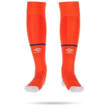20/21 Luton Town Umbro Orange Home Socks Junior