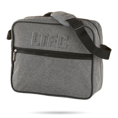 Luton Town Grey Messenger Bag