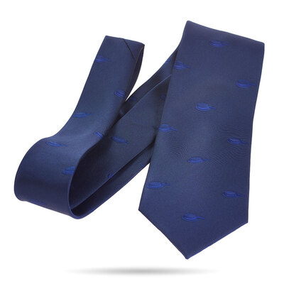 Luton Town Navy Boater Tie