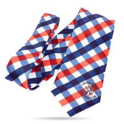 Luton Town Staff Tie