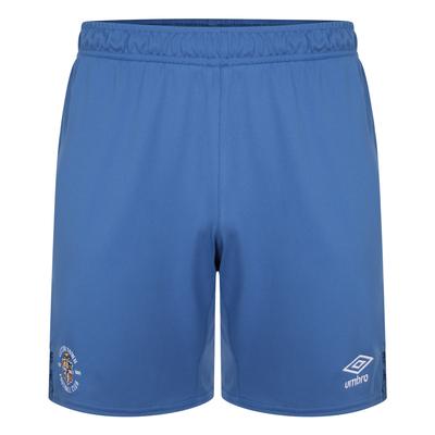 21/22 Blue Goalkeeper Shorts Adult