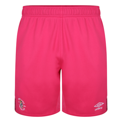 21/22 Pink Goalkeeper Shorts Adult