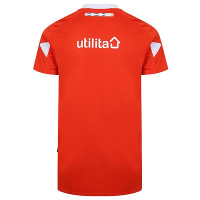21/22 Orange Home Shirt Adult