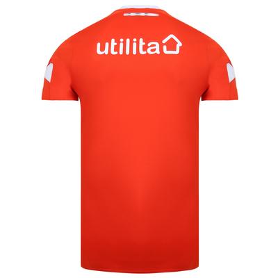 21/22 Orange Home Shirt Junior