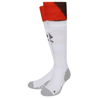 21/22 White Third Socks Junior