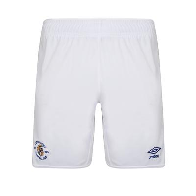 21/22 White Third Shorts Adult