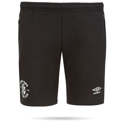 21/22 Black Club Jog Short Adult