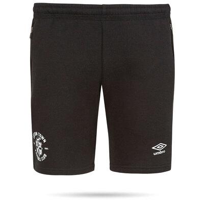 21/22 Black Club Jog Short Junior
