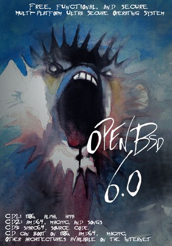 OpenBSD version 6.0