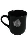 Mug - Black, Puffy