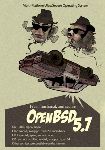 OpenBSD version 5.7