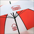 S10 Large Logo Golf Umbrella