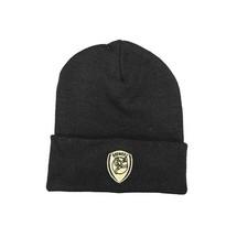 Cuffed Beanie Hat Logo