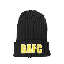 Chunky Ribbed Beannie Hat Bafc