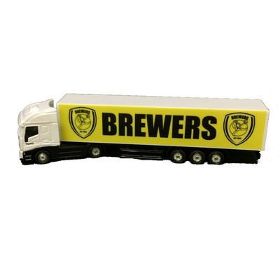 BREWERS TRUCK