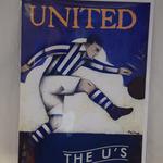 The Us Kicking Man