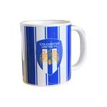 Stripe/Crest Mug